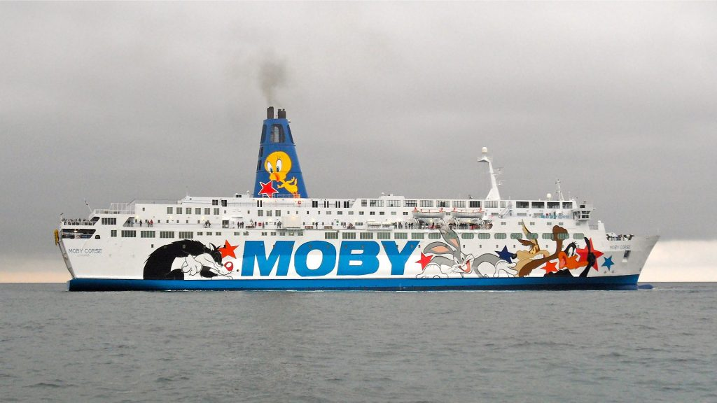 Moby-Corse